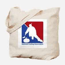National Curling Association Tote Bag
