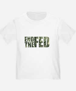 END THE FED T-Shirt
