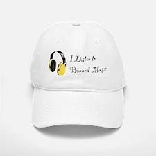 Banned Music! Baseball Baseball Cap