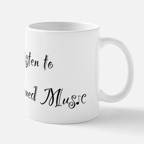 Banned Music! Mug
