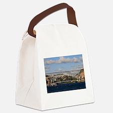 Dom Luis I Bridge, Porto, Portuga Canvas Lunch Bag