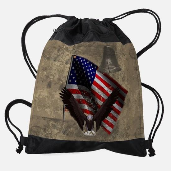 Freedom Drawstring Bag