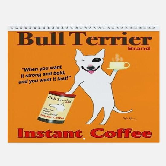 Vintage Dog Advertising Wall Calendar