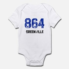 864 Infant Bodysuit