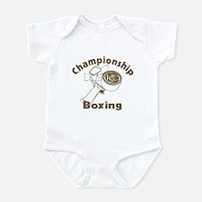 Championship Boxing Infant Bodysuit