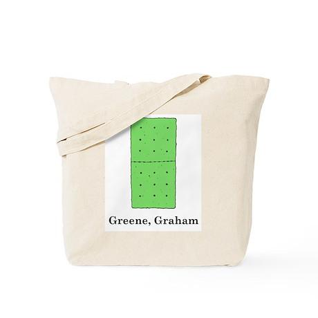 Greene, Graham Tote Bag