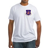 7th air force Fitted Light T-Shirts