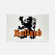 Holland Rectangle Magnet