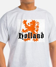 Holland Ash Grey T-Shirt