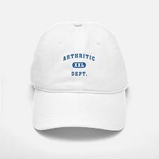 Arthritic Dept. Baseball Baseball Cap