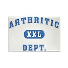 Arthritic Dept. Rectangle Magnet