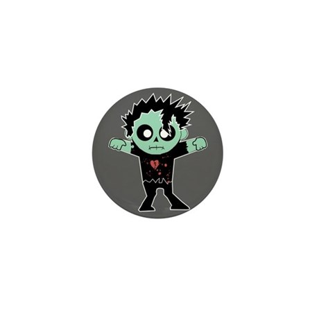 Fashion Zombie Mini Button (100 pack)
