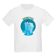 Antartica Kids T-Shirt