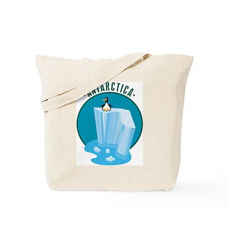 Antartica Tote Bag