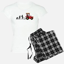tractor_evolution Pajamas