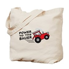 power_to_the_bauer Tote Bag