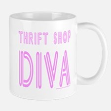 THRIFT SHOP DIVA Mug