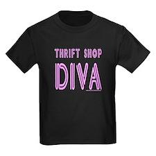 THRIFT SHOP DIVA T