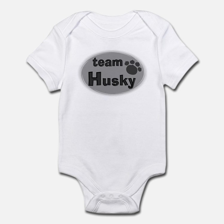 Team Husky Infant Bodysuit