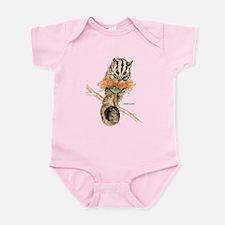 Sugar Glider Marsupial Infant Bodysuit