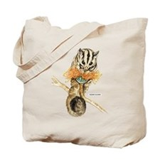 Sugar Glider Marsupial Tote Bag