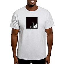 UNCLE Square Ash Grey T-Shirt