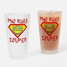 Pho King Souper Drinking Glass