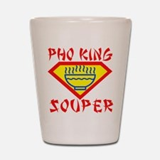 Pho King Souper Shot Glass