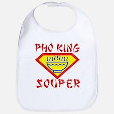 Pho King Souper Bib