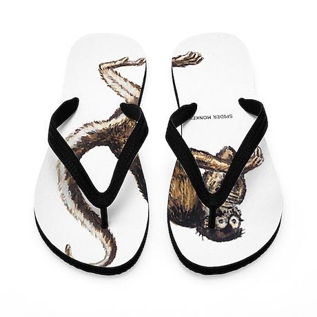 Spider Monkey Flip Flops