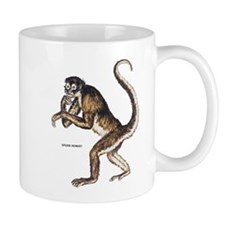 Spider Monkey Mug