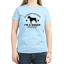 Boxer Mommy T-Shirt