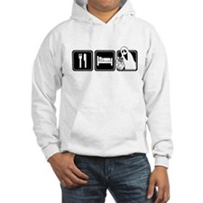 EAT SLEEP TRICK OR TREAT Hoodie