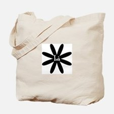 GRANDMOTHER Flower Tote Bag