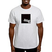 GRANDFATHER Square Ash Grey T-Shirt