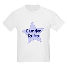 Camden Rules Kids T-Shirt