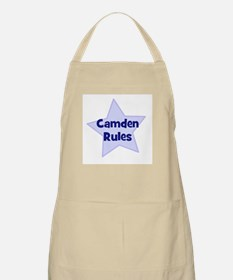 Camden Rules BBQ Apron
