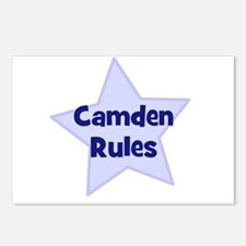 Camden Rules Postcards (Package of 8)