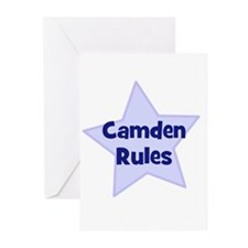 Camden Rules Greeting Cards (Pk of 10)