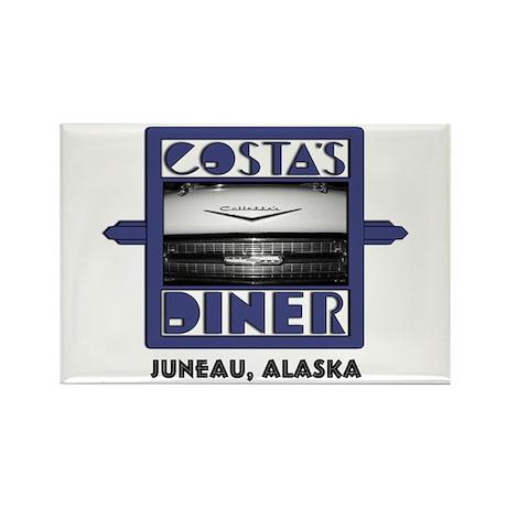Costa's Diner Official Logo Magnet (10 pack)