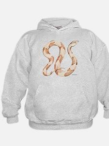 Copperhead Snake Hoodie