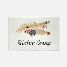 bichir gang Rectangle Magnet