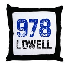 978 Throw Pillow