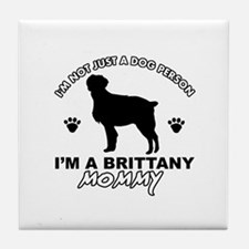 Brittany Mommy Tile Coaster