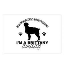 Brittany Mommy Postcards (Package of 8)