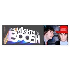 Mighty Boosh Bumper Bumper Sticker