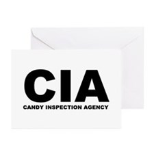 CIA Greeting Cards (Pk of 10)