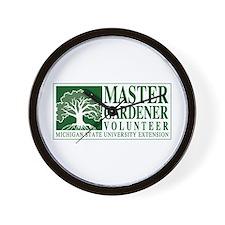 Cute Master gardener Wall Clock
