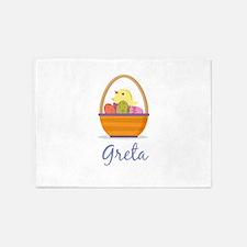 Easter Basket Greta 5'x7'Area Rug