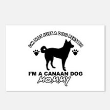 Canaan Dog Mommy Postcards (Package of 8)
